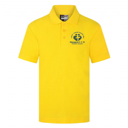 Newport Primary  Polo Shirt